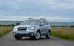 Subaru Forester 2017 2017 Subaru Forester Keeping Up With The Joneses Review