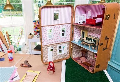 homemade doll house 20 diy dollhouses that are eco friendly affordable and super easy for any parent to