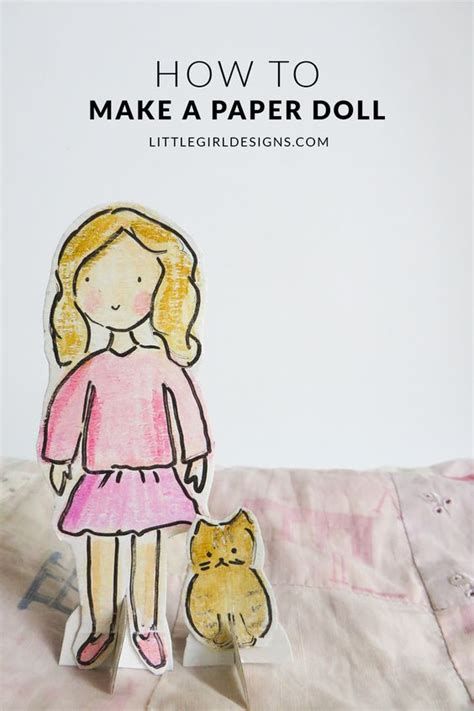 How Do You Make Paper Dolls - how do you make a paper doll 28 images how to make