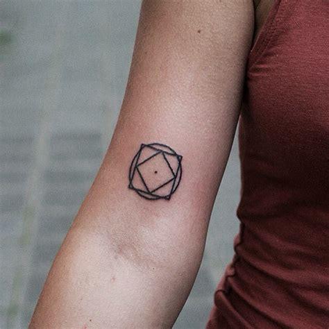 tattoo on arm small small geometry tattoo on arm best tattoo ideas gallery