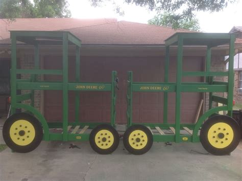 tractor bed hand made green tractor bed by masters s touch woodshop custommade com