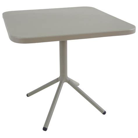 tafel 80 x 80 emu grace tuintafel 80x80 grijs flinders verzendt gratis