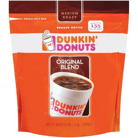 Coffee Dunkin Donuts 2 pack dunkin donuts ground coffee 40 oz each new ebay