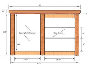 home design dimensions gallery for gt home bar plans dimensions