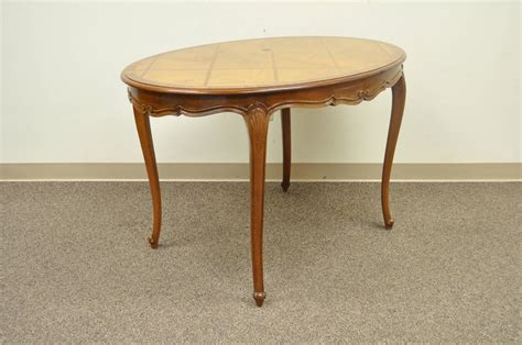 country french dining table for sale at 1stdibs petite country french or louis xv style parquetry inlaid
