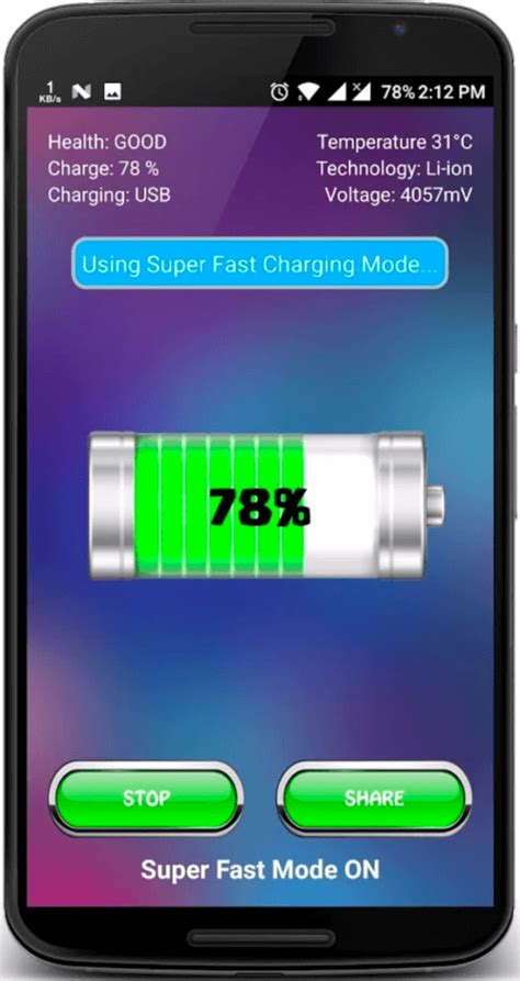 working best fast charging apps for android charge android phone fast