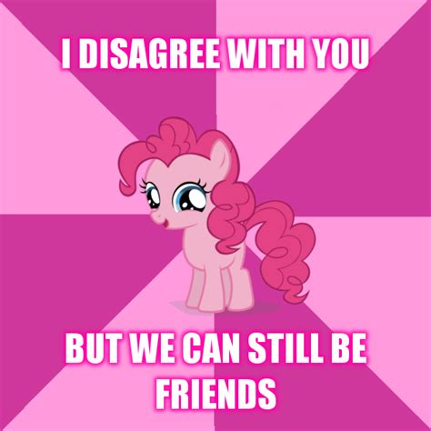 Pinkie Pie Meme - newtcave ranting and rambling doctor who regenerated