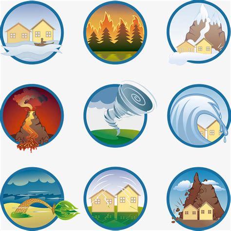 Imagenes Desastres Naturales Para Imprimir | los desastres naturales decorativas material promocional