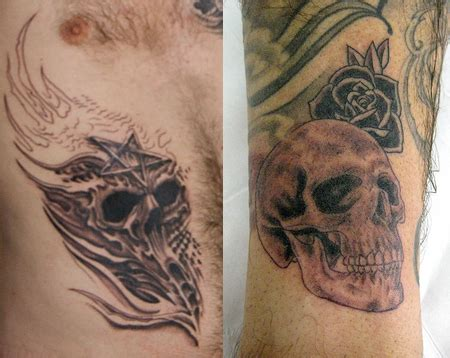 skull and roses tattoos meaning skull tattoos their different meanings plus ideas photos