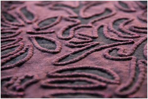 how to do couching tafa the textile and fiber art list appliqu 233 methods