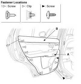 2002 Hyundai Sonata Door Lock Problems 2006 Santa Fe Doors But Driver Side Rear Passenger Door