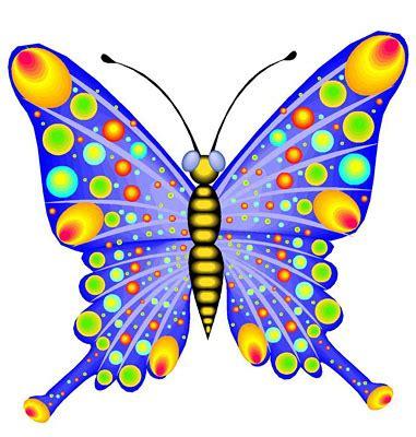 imagenes de mariposas que brillen butterfly clipart clipart best