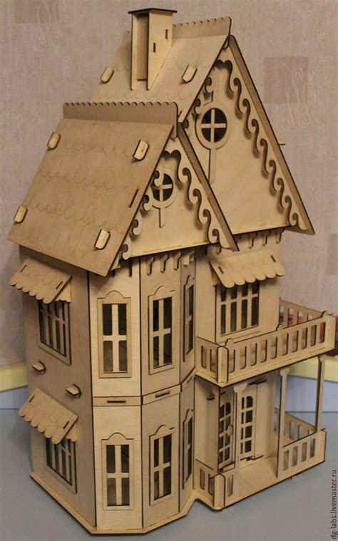 buy doll house online dollhouse puzzle shop online on livemaster with shipping