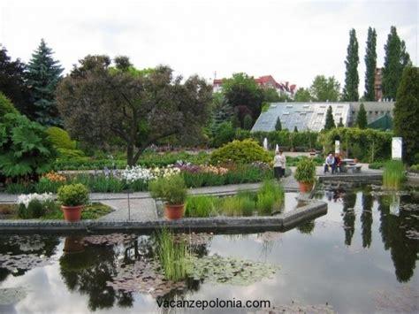 giardino botanico orari gt orto botanico a breslavia orari di apertura per