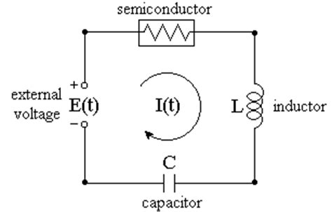 capacitor circuit voltage drop the der pol system part 1