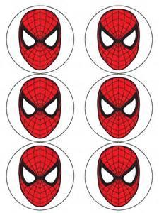 spoderman template printable mask