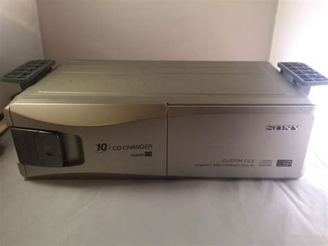 Cd Changer Cartech 10 Cd sell sony cdx 91 car 10 disc cd changer motorcycle in virginia virginia united states
