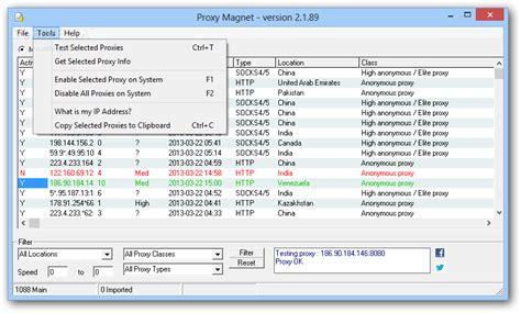 Proxy Ip Address Proxy Magnet