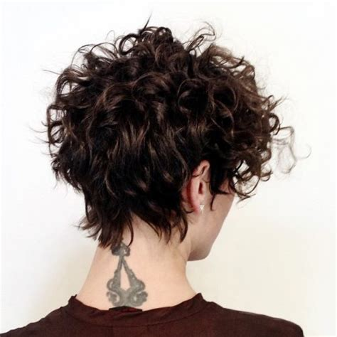 short hair cut curly large head 31 sexy short curly hairstyles haircuts for 2018