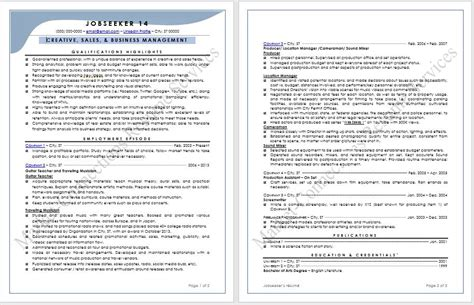 cutting edge industry specific resume sles certified resume writer los angeles resume