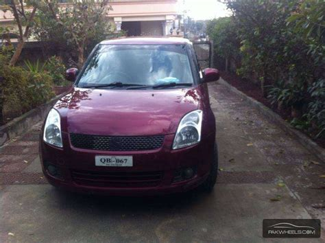 Used Suzuki Swifts For Sale Used Suzuki 2010 Car For Sale In Islamabad 1154979