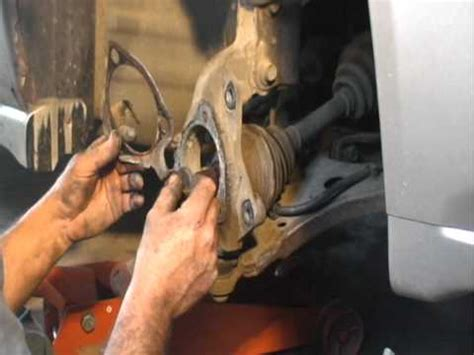 can you pass inspection with abs light on 02 impala front hubs wheelbearings speed sensors abs