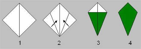 How To Make An Origami Kite - how to make an origami kite tutorial origami handmade