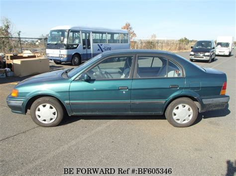 toyota tercel 1996 for sale used 1996 toyota tercel e el51 for sale bf605346 be forward