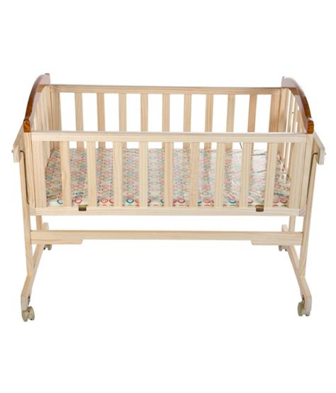 wooden cradle swing mee mee baby wooden cradle with swing mosquito net buy