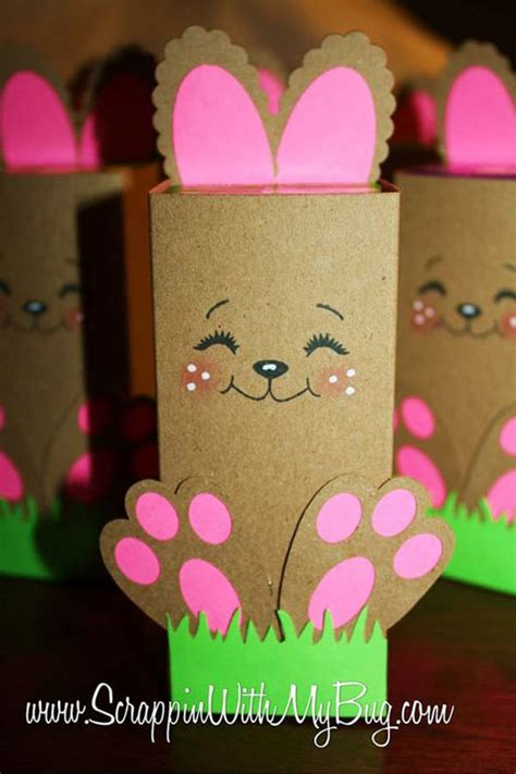 Easter Paper Crafts For - 40 simple easter crafts for one project