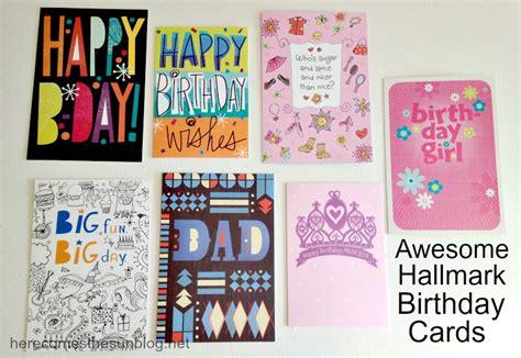 Box Birthday Cards From Hallmark Easy Birthday Box With Hallmark Value Birthday Cards