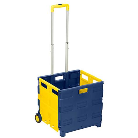 honey can do folding utility cart by office depot officemax
