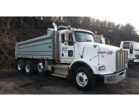 kenworth trucks for sale in washington state 2009 kenworth t800 dump truck for sale 10 096 hours
