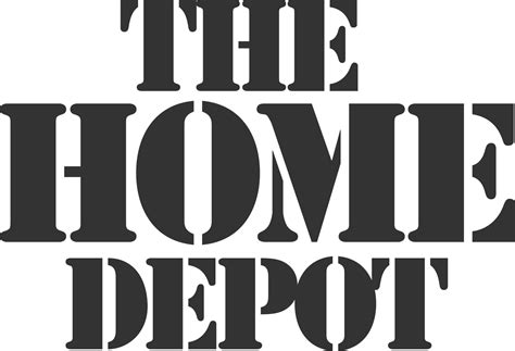 7 home depot logo vector images office depot logo vector