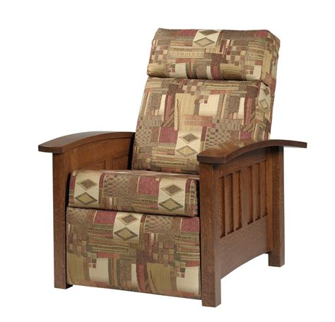 mission reclining chair mission style recliner in stock mission mccoy power