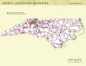 carolina wineries map pin by honey bee garden on nc food