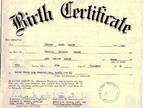 York Hospital Birth Records How To Apply For Birth Certificate Your Complete Guide