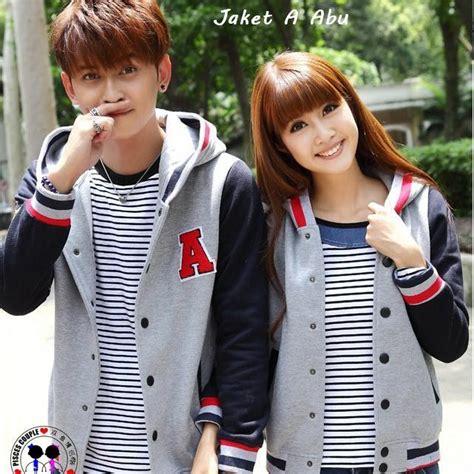 Kaos Oblong Baju Pasangan Kembar Putih 9990 desain baju kekinian 2017 blognya parto