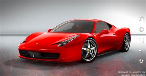 themes new car free download windows 8 themes ferrari car theme