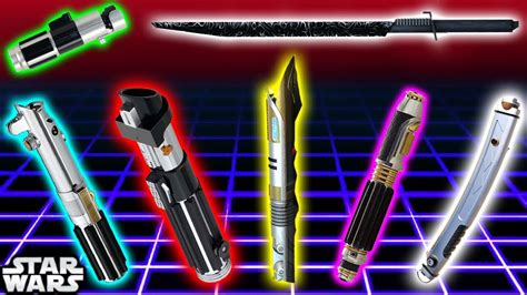 wars colors top 7 lightsaber colours and meanings canon wars