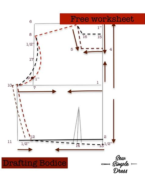 pattern drafting degree 7 best images about pattern drafting on pinterest back