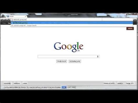 tutorial unblock website how to unblock websites tutorial doovi