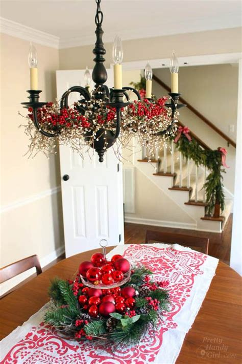 how to decorate a home for christmas 45 christmas decorating ideas for pendant lights and