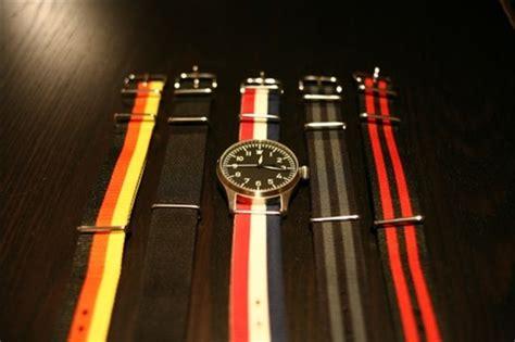 Tali Jam Nato Leather 22mm nato watches