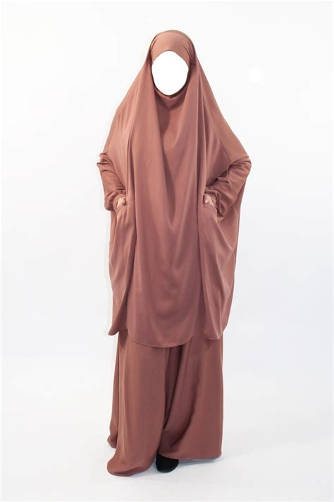 Jilbab Shop jilbab houda cocoon 224 poches al moultazimoun sunnaty shop