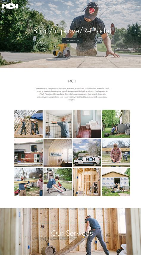 Keith Lawson Plumbing by 100 Plumbing Websites For Design Inspiration