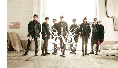 Infinite 2nd Album Repackage Be Back infinite 正規專輯再版 2nd repackage be back flossica fb