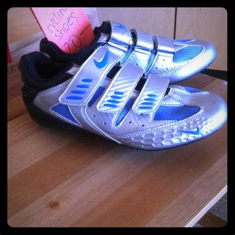 nike bike shoes 45 nike shoes cycling shoes from s closet on