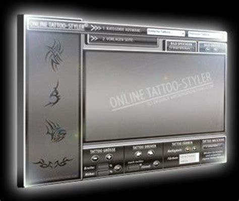 tattoo entwerfen online kostenlos online tattoo styler download freeware