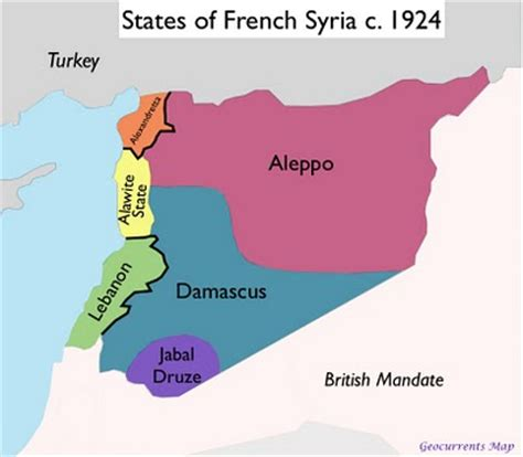 From Colonization To National State The Political Demography Of Indon 1 seeking mandate in syria orientalreview org
